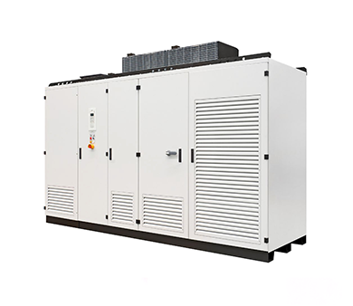 MV/LV variable frequency drives
